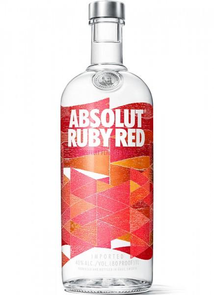 Absolut Vodka Ruby Red 1 L