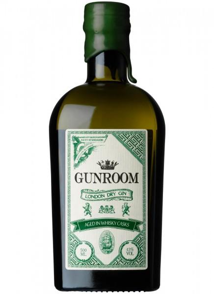Gunroom London Dry Gin 0,5 L