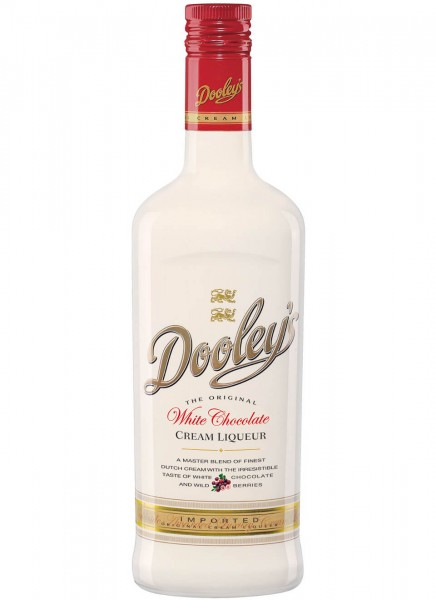 Dooley's White Chocolate Cream Liqueur 0,7 L