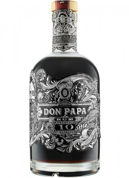 Don Papa 10 Jahre Rum 0,7 L