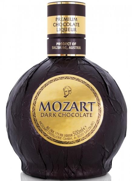 Mozart Chocolate Dark Likör 0,5 L