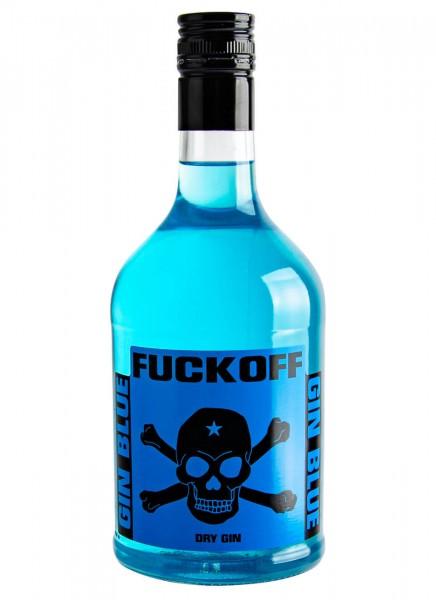 Krugmann Fuckoff Gin Blue 0,7 L