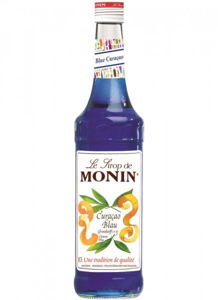 Monin Sirup Curacao Bleu alkoholfrei 0,7 L