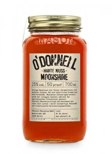 O'Donnell Moonshine Harte Nuss Likör 0,7 L