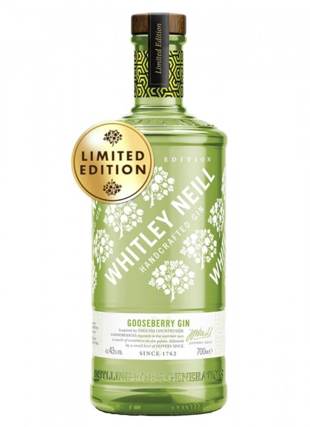 Whitley Neill Gooseberry Gin 0,7 L