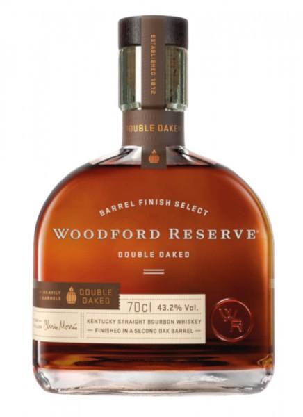 Woodford Reserve Double Oak Whiskey 0,7 L