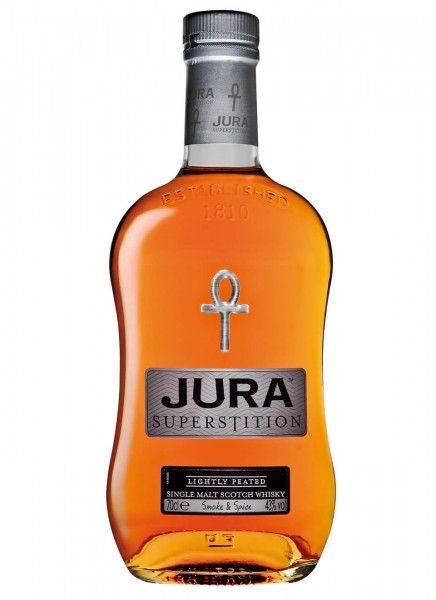 Jura Superstition Single Malt Scotch Whisky 0,7 L