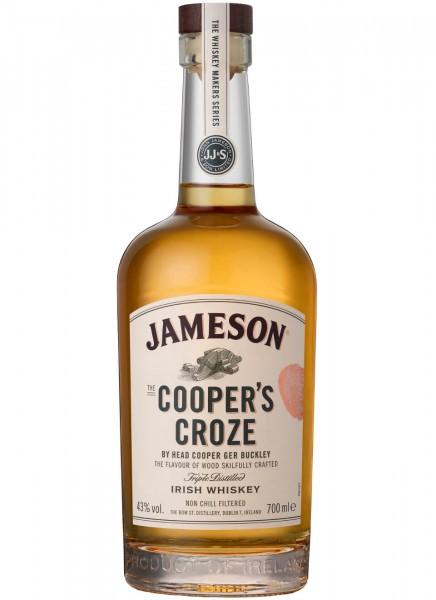 Jameson Cooper`s Croze Irish Whiskey 0,7 L