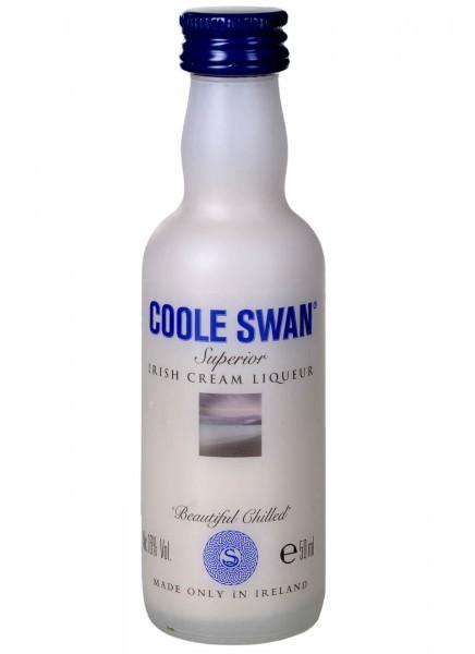 Coole Swan Superior Irish Cream Liqueur Miniatur 0,05 L