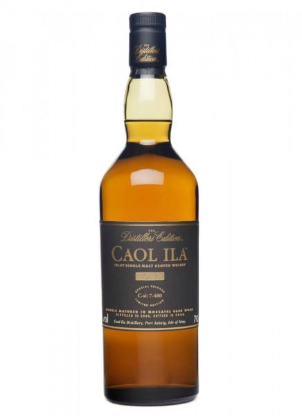 Caol Ila Distillers Edition 2020 Islay Single Malt Scotch Whisky 0,7 L