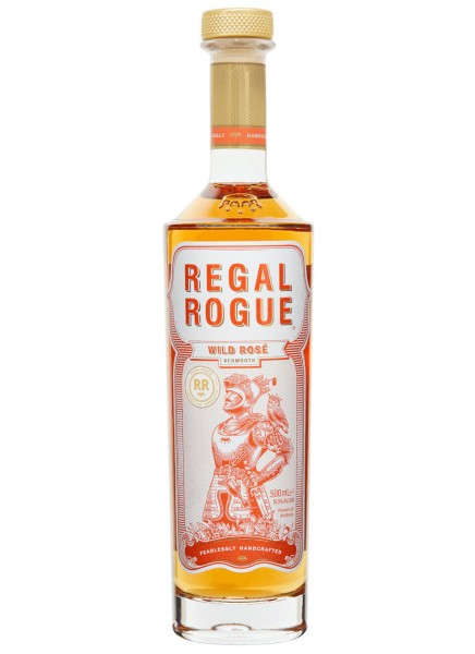 Regal Rogue Wild Rosé Vermouth 0,5 L