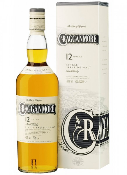 Cragganmore 12 Years 0,7 L