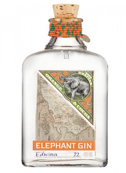 Elephant Orange Cocoa Gin 0,5 L