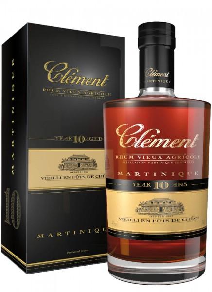Clement Rum 10 Ans 0,7 L