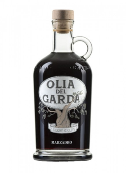 Olia Del Garda Grappa-Oliven-Likör 0,7 L