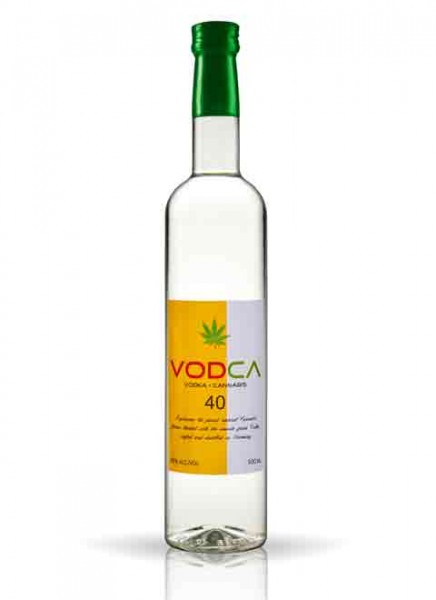 Vodca + Cannabis 0,5 L
