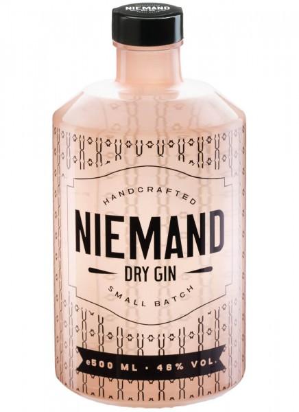 Niemand Dry Gin 0,5 L
