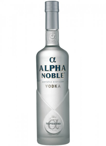 Alpha Noble Vodka 0,7 L