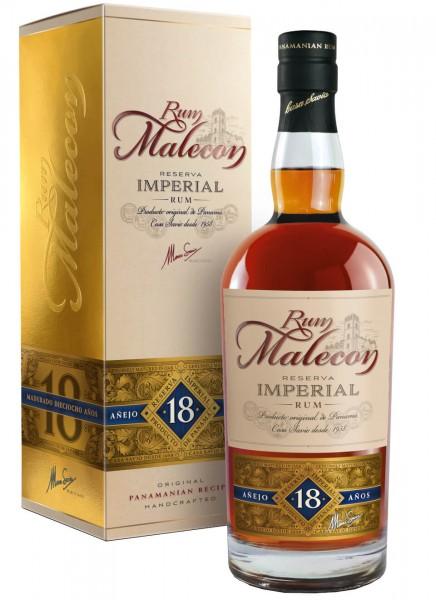 Malecon Reserva Imperial 18 Anos Rum 0,7 L