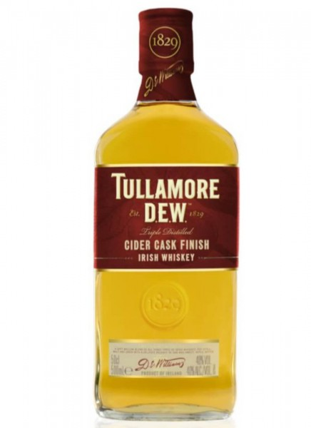 Tullamore Dew Cider Cask Finish 0,5 L