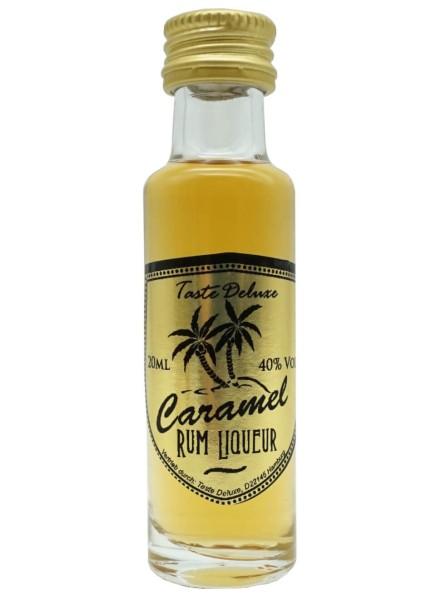 Caramel Rum Liqueur Mini 0,02 L