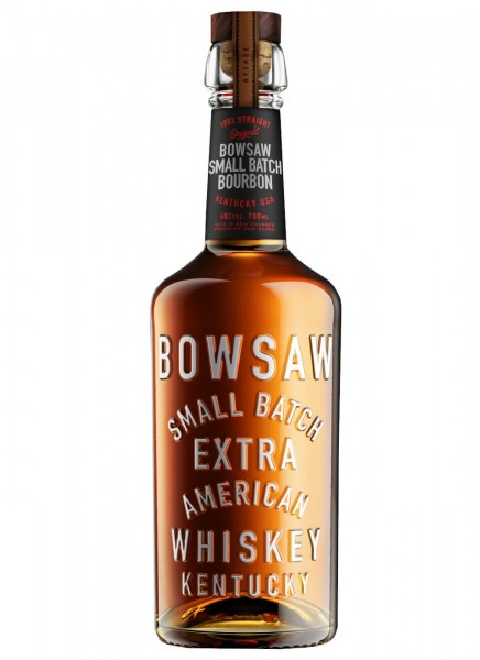 Bowsaw Small Batch Whiskey 0,7 L