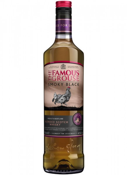Famous Grouse Smoky Black 0,7 L