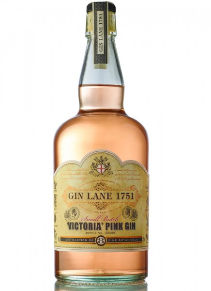 Gin Lane 1751 Viktoria Pink Gin 0,7 L