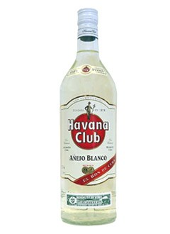 Havana Club Anejo Blanco 1 L