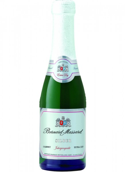Bernard Massard Cabinet Silver Sekt Pikkolo 0,2 L