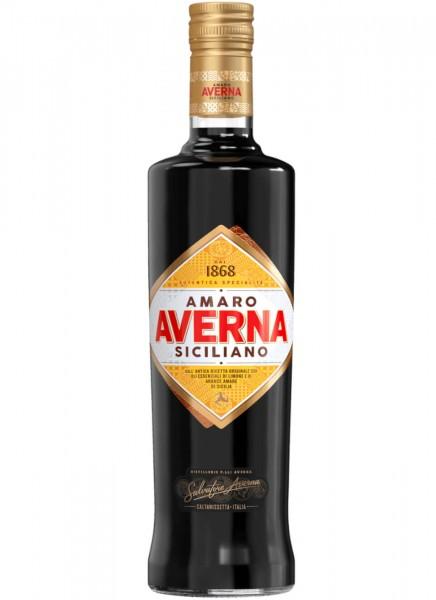 Averna Amaro Siciliano Kräuterbitter 1 L