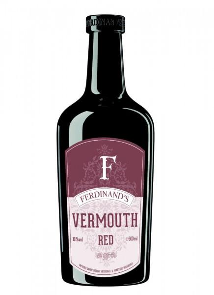 Ferdinands Red Vermouth 0,5 L