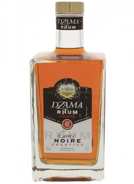 Dzama Rhum Noire Cuvee Prestige 0,7 L