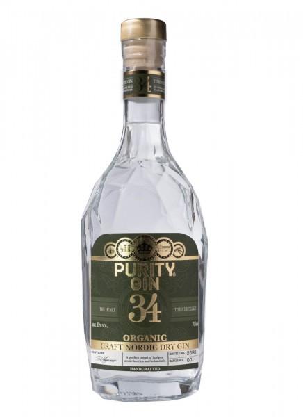 Purity Nordic Dry Organic Craft Gin 0,7 L