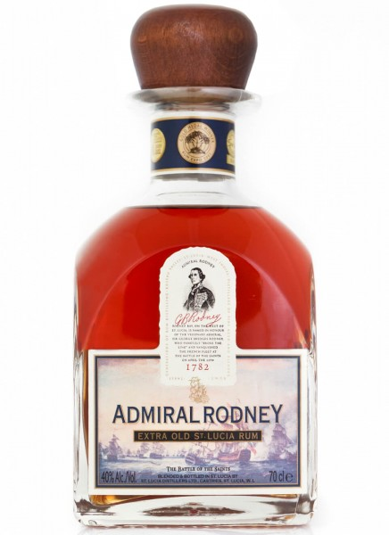 Admiral Rodney Rum Extra Old 0,7 L