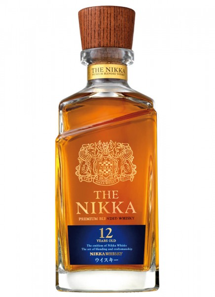 Nikka 12 Years Old Whisky 0,7 L