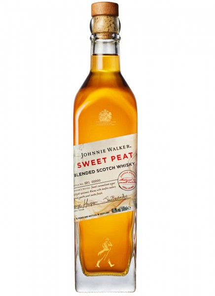 Johnnie Walker Sweet Peat Blended Scotch Whisky 0,5 L