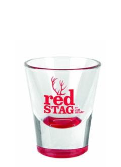 Jim Beam Red Stag Shot Gläser 6 Stück