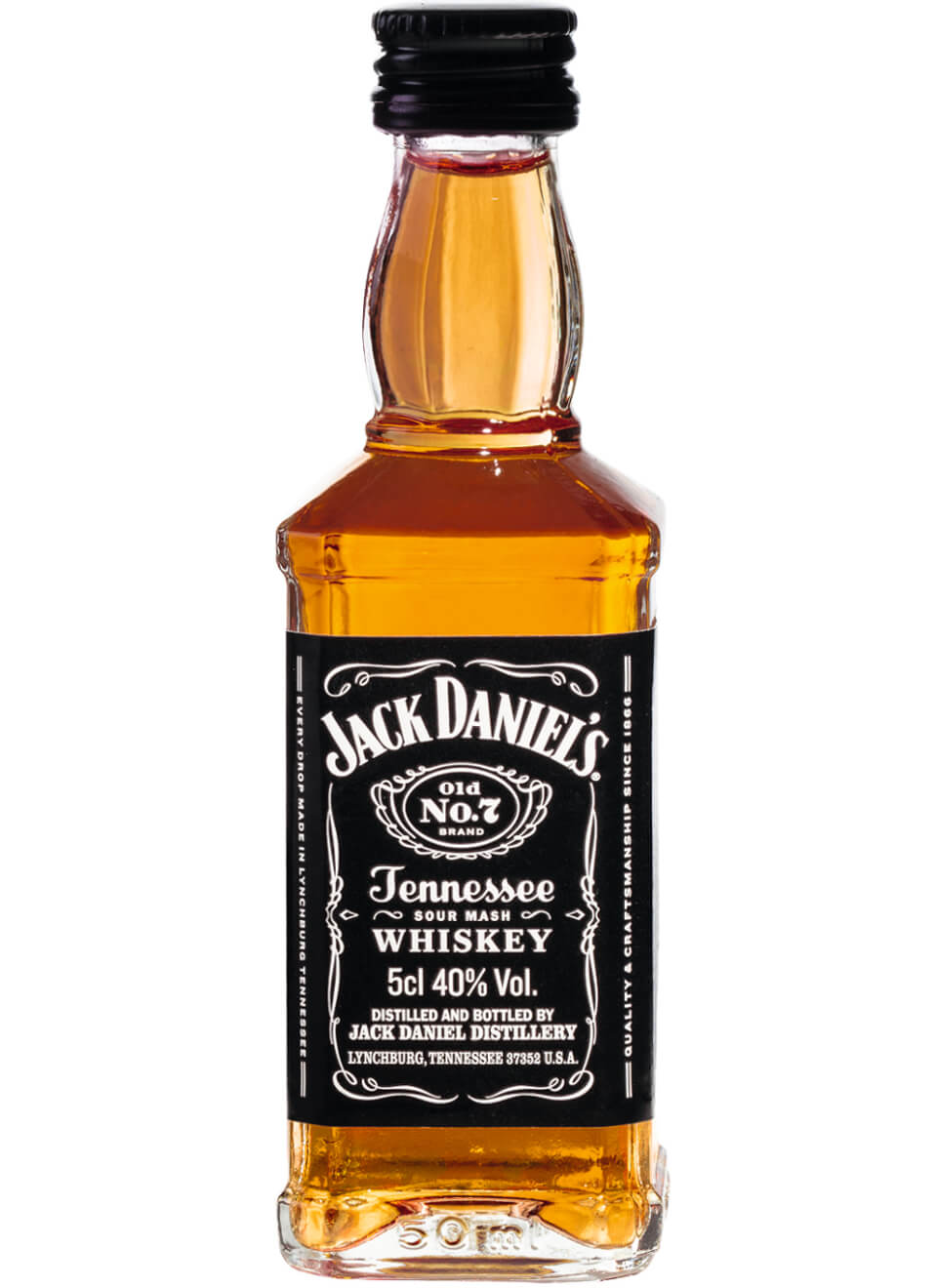 kleine flaschen whiskey jack