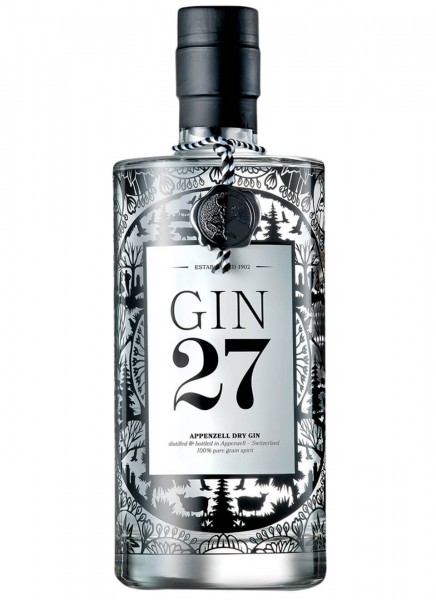 Dry Gin 27 0,7 L