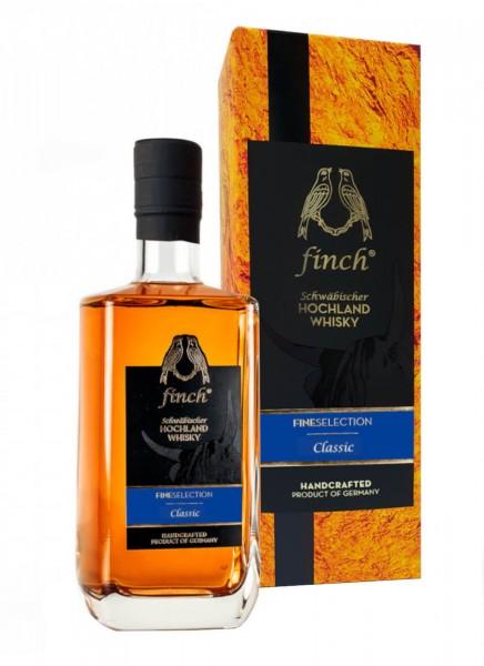 finch Fineselection Classic Schwäbischer Hochland Whisky 0,5 L