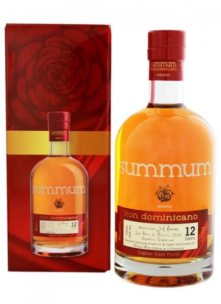 Summum 12 Jahre Cognac Finish Rum 0,7 L