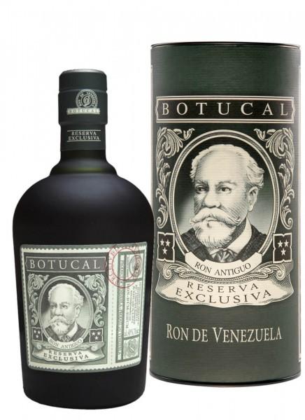Botucal Reserva Exclusiva Rum Geschenkset 0,7 L