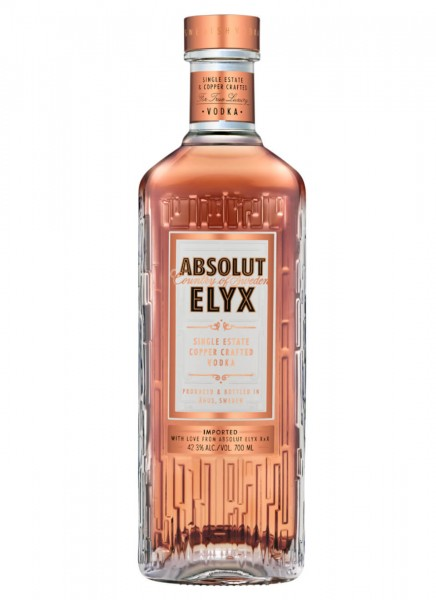 Absolut Vodka ELYX 0,7 L