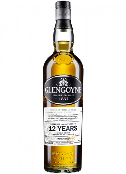 Glengoyne 12 Years Whisky 0,7 L