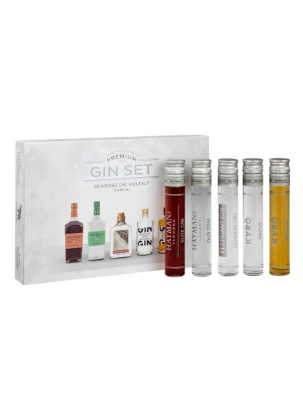 Sierra Madre Gin Tasting Kit 0,25 L