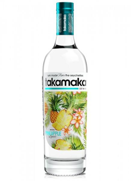 Takamaka Pineapple Ananas-Likör 0,7 L