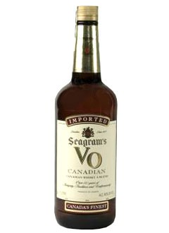 Seagrams VO Canadian Whisky 1 L