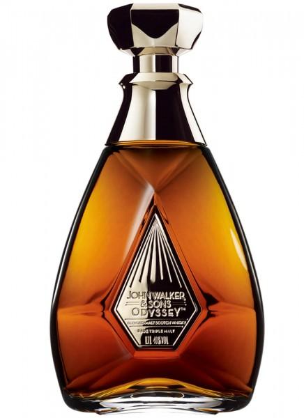 Johnnie Walker Odyssey Blended Scotch Whisky 0,7 L