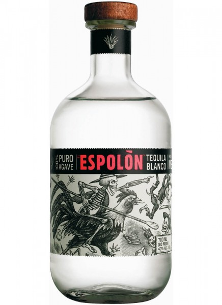 Espolon Blanco Tequila 0,7 L